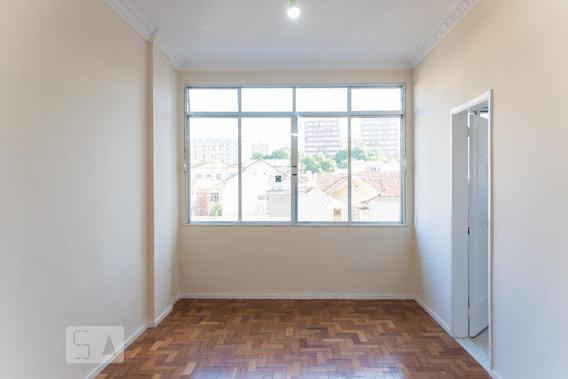 Apartamento Para Aluguel - Tijuca, 1 Quarto, 51 - 893108659