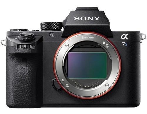 Câmera Digital Sony Alpha A7s Ii 4k - Corpo - Lj. Platinum