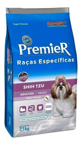 Ração Premier Raças Específicas Shih-tzu Adultos 7.5 Kg