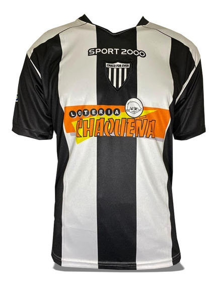 Camiseta Titular Chaco For Ever 2020
