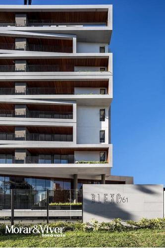 Imagem 1 de 15 de Apartamento Para Venda Em Curitiba, Juvevê, 2 Dormitórios, 2 Suítes, 3 Banheiros, 2 Vagas - Ctb6614_1-1818912