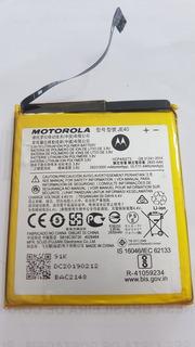 Bateria Je40 Motog7 Play E Moto One Original 100%