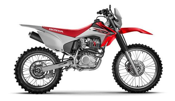 Honda Crf 230f - Vermelho 0km Sem Entrada - Pinda-sp