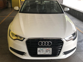 Audi A6 2.8 Luxury Multitronic Cvt 2012