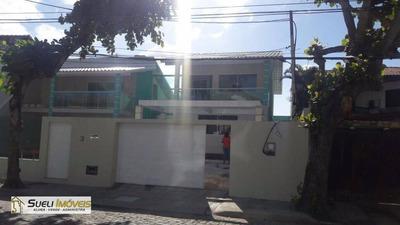 Casa Residencial Para Venda E Locação, Lagoa, Macaé. - Ca0309