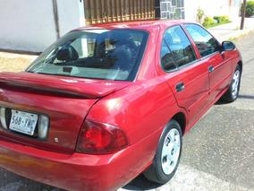 Nissan Sentra Xe 5vel 2001