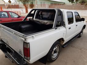 Nissan Frontier Np300 2.5 Cabina Doble 133cv 4x2