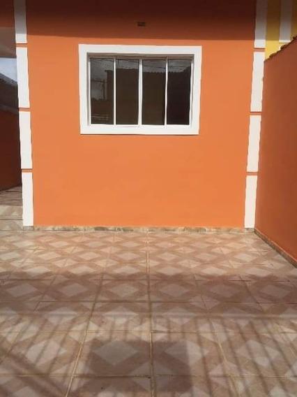Casa Térrea Nova Com 3 Dorms Sendo 1 Suite Valor R$ 285.000