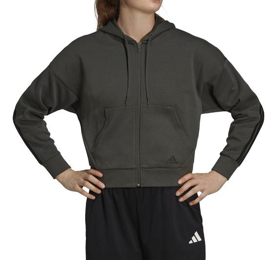 Campera adidas Training W Must Haves Mujer Mi/ng