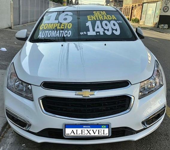 Chevrolet Cruze 1.8 Lt 2016