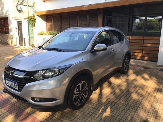 Vendo Honda Hr-v 2016 Ex Cvt, Unico Dueño, Solo 7500km