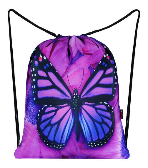 Drawstring Bag Backpack Sackpack Gym Sack Sport Beach Day