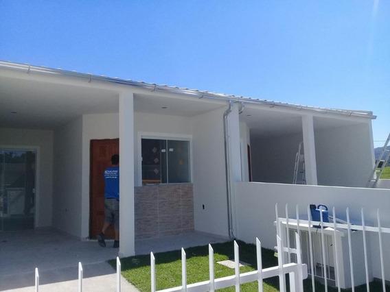 Casa Em Forquilhas, São José/sc De 74m² 2 Quartos À Venda Por R$ 165.000,00 - Ca185805