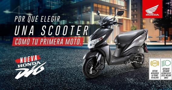Honda Dio Dlx Honda