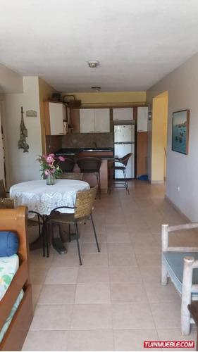 Imagen 1 de 15 de Apartamentos En Alquiler Vacacional Tucacas Caribbean Suites