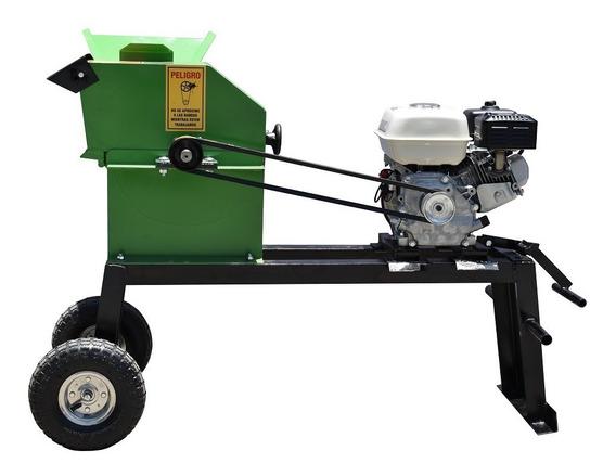 Picadora Para Verdes Y Secos Tecsa 1800 Briggs Xr 6.5 Hp