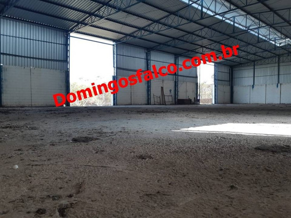 Locação - Área Industrial - Chácara Recreio Cruzeiro Do Sul - Santa Bárbara D
