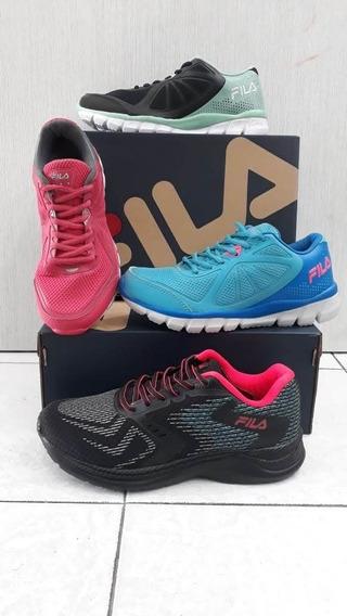 Zapatillas Fila Running Original! Envio Gratis! Oferta!