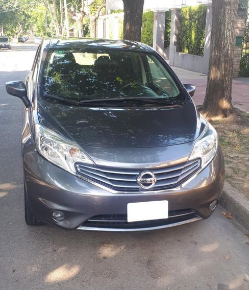 Nissan Note Sense Pure Drive 2016 O Pto