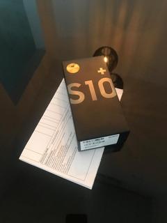 Samsung Galaxy S10+ 128 Gb Preto Prisma