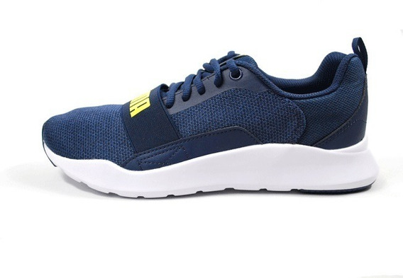 Tênis Puma Wired Knit Masculino - Original