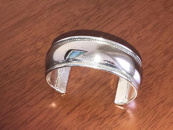Bracelete Indiano Unissex Prateado Importados
