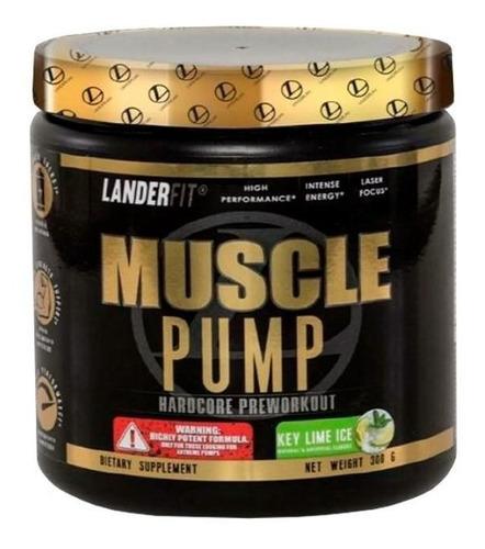Pré-treino Muscle Pump 300g - Landerfit