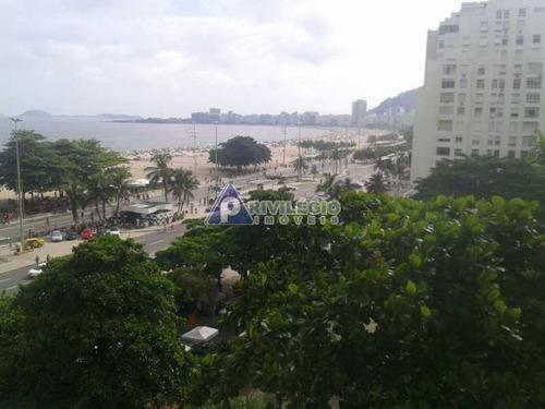 Apartamento À Venda, 3 Quartos, 1 Suíte, 1 Vaga, Copacabana - Rio De Janeiro/rj - 18299