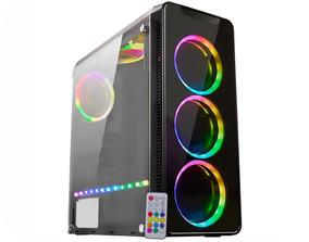 Pc Ryzen 5 1600 + Gtx 1060 3gb + Gabinete Kmex Infinity