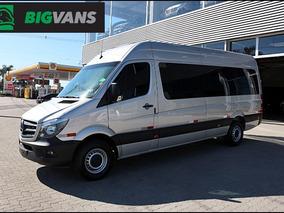 Sprinter 2019 0km 415 Bigvan Elite Prime Atacama Malbec