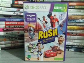 Jogo Kinect Rush Xbox 360 Idela Para Crianças E Adultos Port