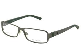 54881a55f Diesel Dv0137 - Armação De Óculos - Ag0 - Lente 55mm