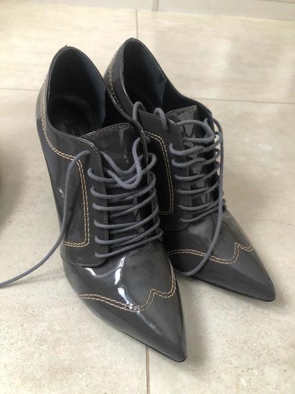 Sapato Oxford Salto 10 Jorge Bischoff