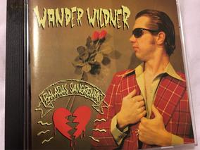 Cd Wander Wildner - Baladas Sangrentas