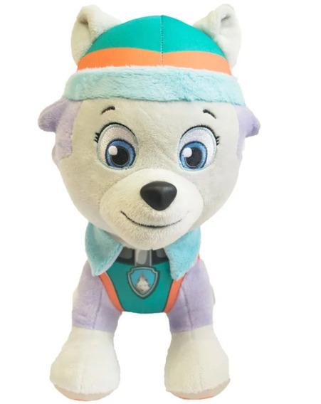 Patrulha Canina Pelúcia Everest Sunny Brinquedos 1354 + Nfe