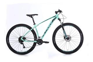 Bicicleta Oggi Big Wheel 7.0 2020 Verde Água Frete Grátis