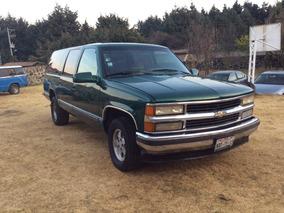 Chevrolet Suburban 1994 Entera Sin Adeudos $43,000