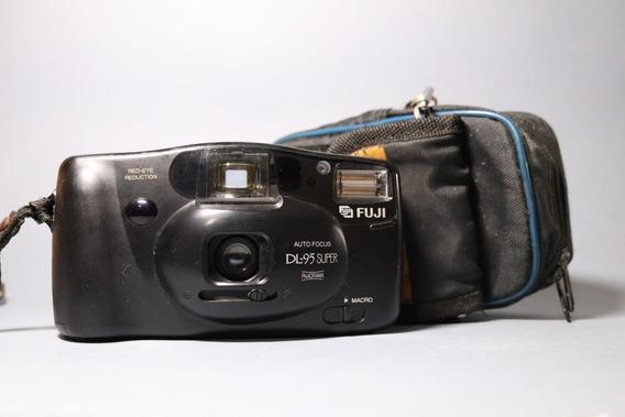 Câmera Fuji Dl-95 Super