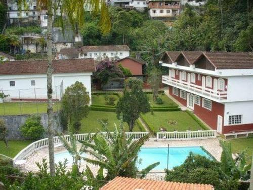 Casa Com 7 Dormitórios, 263 M² - Venda Por R$ 1.290.000,00 Ou Aluguel Por R$ 10.000,00/mês - Granja Guarani - Teresópolis/rj - Ca0994
