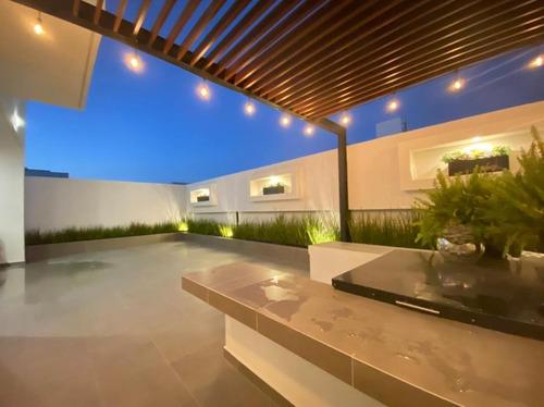 Imagen 1 de 14 de Hermosa Casa En La Vista Residencial, Lomas De La Vista