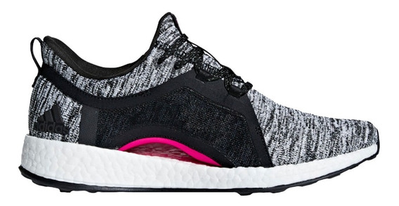 Tenis Atleticos Running Pure Boost X Mujer adidas Bb6544
