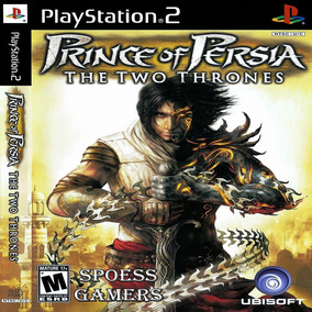 Prince Of Persia The Two Thrones Ps2 Patch Principe