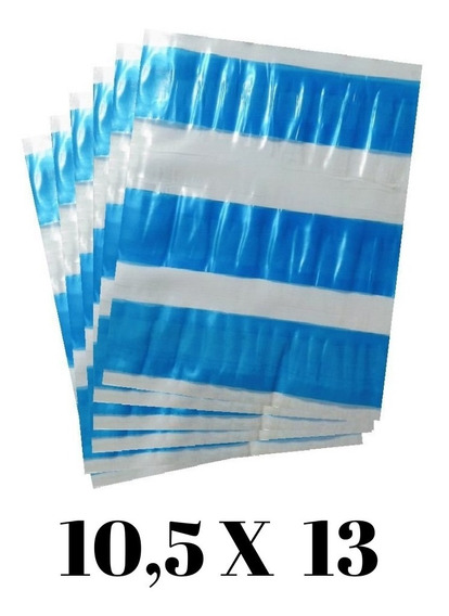 Envelope Saco Danfe Awb Nf Sedex 10x13 10,5 X 13 100