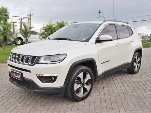 Jeep Compass Longitude 2.0 4x2 Flex 2017/2017