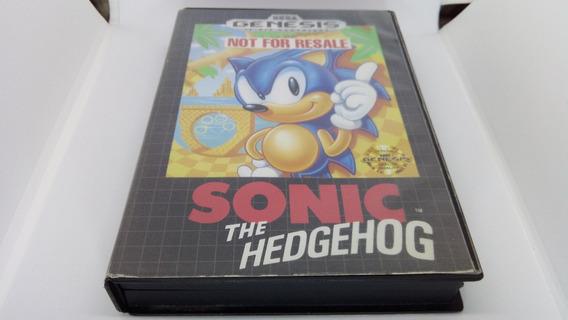 Sonic The Hedgehog Americano Original Completo