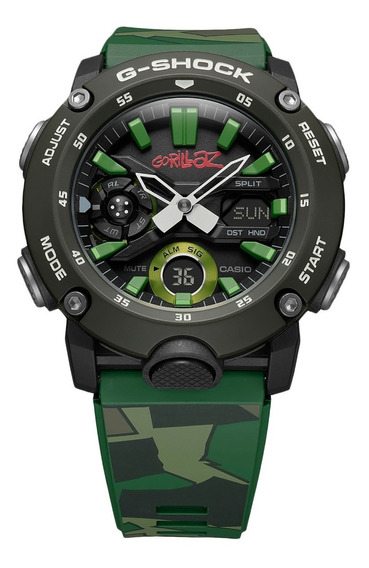 Casio G-shock Ga2000gz-3a Limited Edition