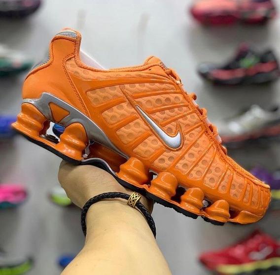 Tênis Nike Shox Tl 12 Molas
