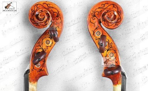 D Z Strad Violin Model 505f Hellier Stradivarius Advance ©