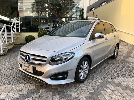 Mercedes-benz B 200 1.6 156cv 16v Flex 4p Automatico