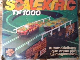 Scalextric T F 1000